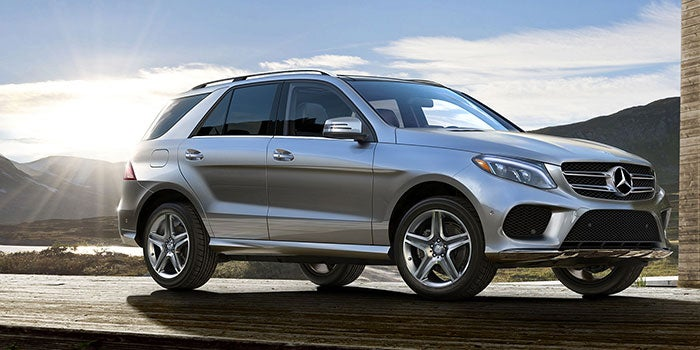 National incentives for Mercedes benz cross over